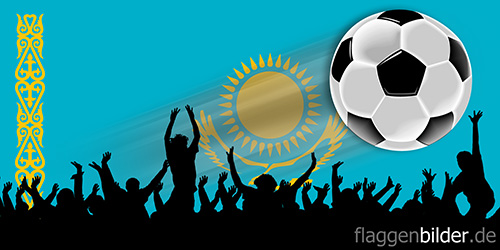 kasachstan_fussball-fans.jpg von 123gif.de Download & Grußkartenversand