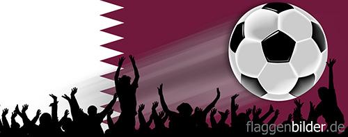 katar_fussball-fans.jpg von 123gif.de Download & Grußkartenversand