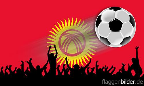 kirgisistan_fussball-fans.jpg von 123gif.de Download & Grußkartenversand