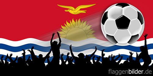 kiribati_fussball-fans.jpg von 123gif.de Download & Grußkartenversand