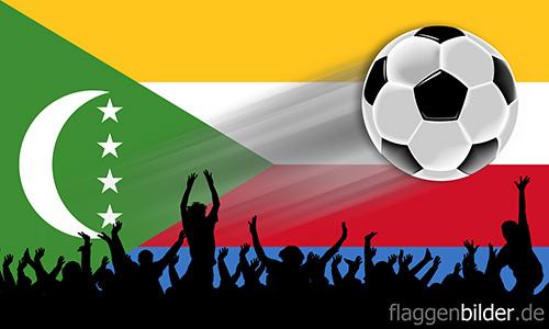komoren_fussball-fans.jpg von 123gif.de Download & Grußkartenversand