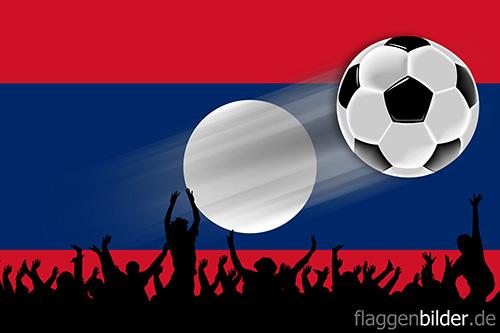 laos_fussball-fans.jpg von 123gif.de Download & Grußkartenversand