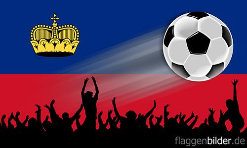 liechtenstein_fussball-fans.jpg von 123gif.de Download & Grußkartenversand