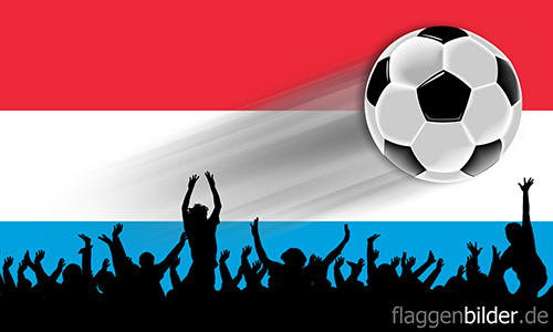 luxemburg_fussball-fans.jpg von 123gif.de Download & Grußkartenversand