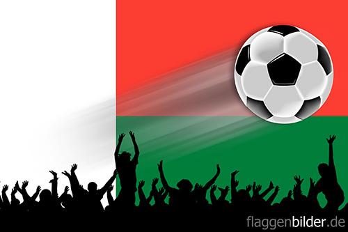 madagaskar_fussball-fans.jpg von 123gif.de Download & Grußkartenversand