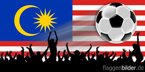 malaysia_fussball-fans.jpg von 123gif.de Download & Grußkartenversand