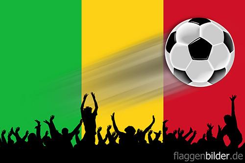 mali_fussball-fans.jpg von 123gif.de Download & Grußkartenversand