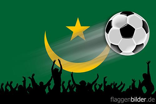 mauretanien_fussball-fans.jpg von 123gif.de Download & Grußkartenversand