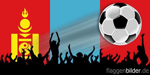 mongolei_fussball-fans.jpg von 123gif.de Download & Grußkartenversand