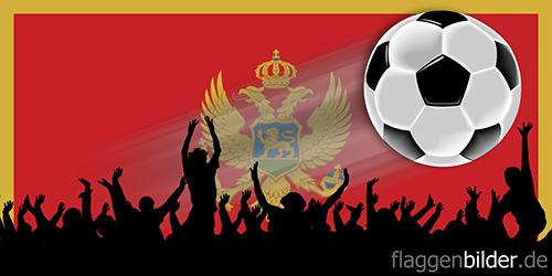 montenegro_fussball-fans.jpg von 123gif.de Download & Grußkartenversand