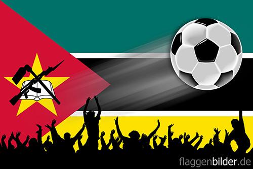 mosambik_fussball-fans.jpg von 123gif.de Download & Grußkartenversand
