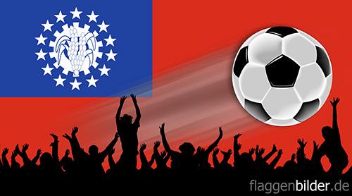 myanmar_fussball-fans.jpg von 123gif.de Download & Grußkartenversand