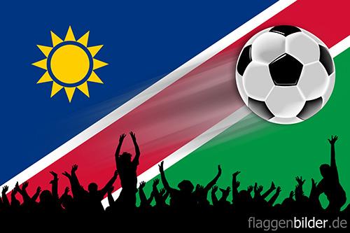 namibia_fussball-fans.jpg von 123gif.de Download & Grußkartenversand