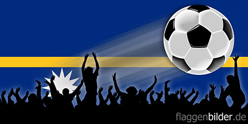 nauru_fussball-fans.jpg von 123gif.de Download & Grußkartenversand