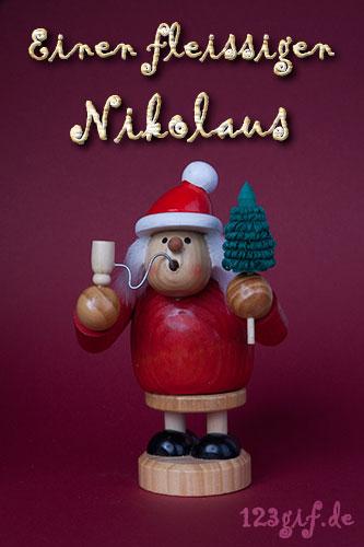 nikolaus-0061.jpg von 123gif.de Download & Grußkartenversand