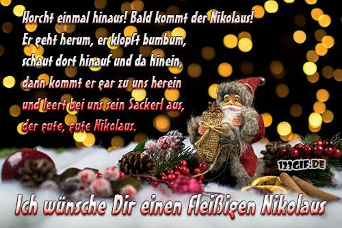 nikolaus-0062.jpg von 123gif.de Download & Grußkartenversand