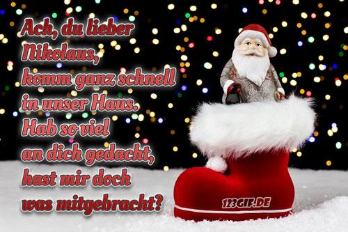 Kostenlose Nikolaus Bilder Gifs Grafiken Cliparts