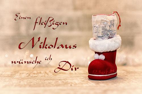nikolausstiefel-0036.jpg von 123gif.de Download & Grußkartenversand