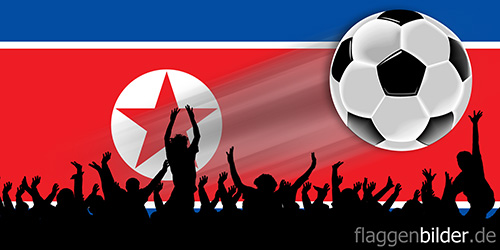Nordkorea von 123gif.de
