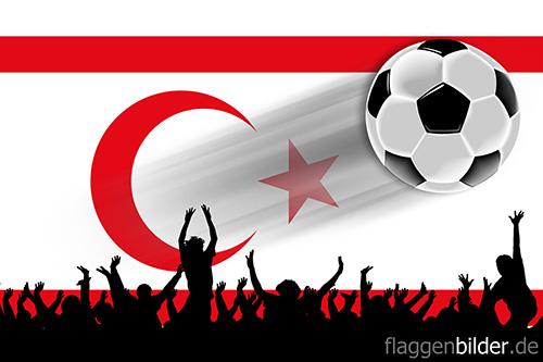 nordzypern_fussball-fans.jpg von 123gif.de Download & Grußkartenversand