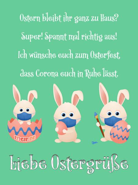 Ostergrüße von 123gif.de