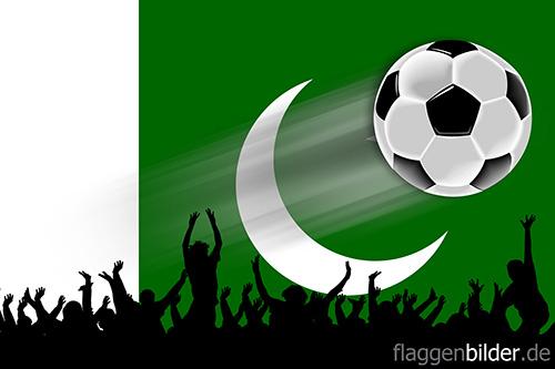 pakistan_fussball-fans.jpg von 123gif.de Download & Grußkartenversand