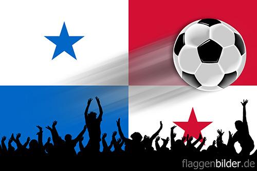 panama_fussball-fans.jpg von 123gif.de Download & Grußkartenversand
