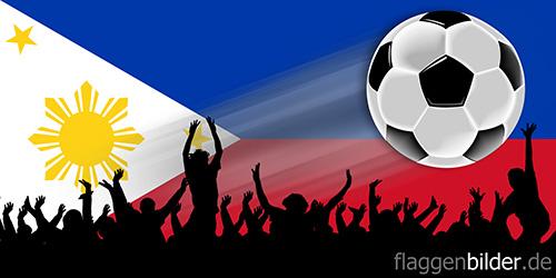 philippinen_fussball-fans.jpg von 123gif.de Download & Grußkartenversand