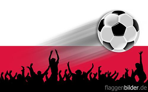 polen_fussball-fans.jpg von 123gif.de Download & Grußkartenversand