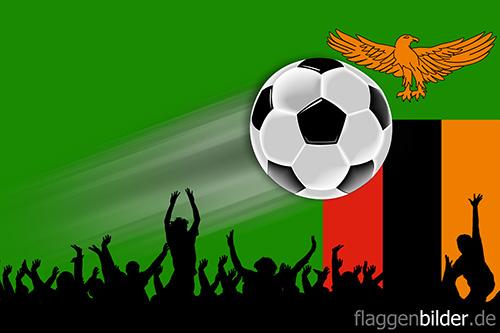 sambia_fussball-fans.jpg von 123gif.de Download & Grußkartenversand