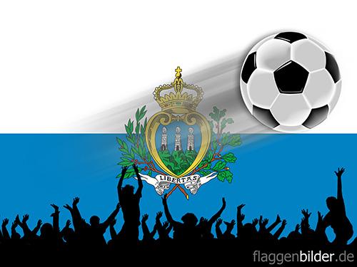 san_marino_fussball-fans.jpg von 123gif.de Download & Grußkartenversand