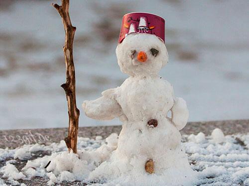 Schneemänner von 123gif.de