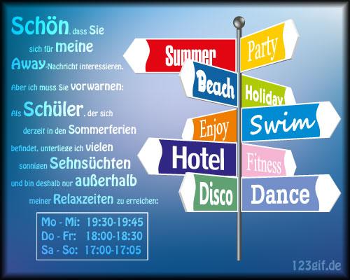 Urlaub von 123gif.de