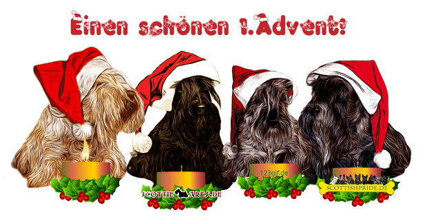 Scottish Terrier von 123gif.de