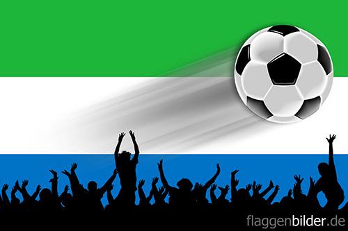 sierra_leone_fussball-fans.jpg von 123gif.de Download & Grußkartenversand