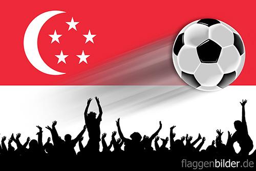 singapur_fussball-fans.jpg von 123gif.de Download & Grußkartenversand