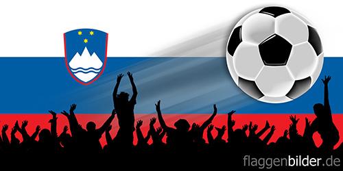 slowenien_fussball-fans.jpg von 123gif.de Download & Grußkartenversand