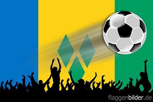 st_vincent_und_die_grenadinen_fussball-fans.jpg von 123gif.de Download & Grußkartenversand