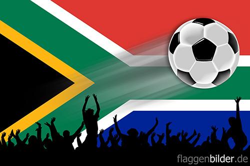 suedafrika_fussball-fans.jpg von 123gif.de Download & Grußkartenversand