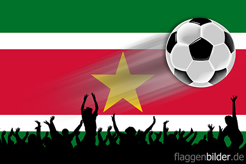 suriname_fussball-fans.jpg von 123gif.de Download & Grußkartenversand