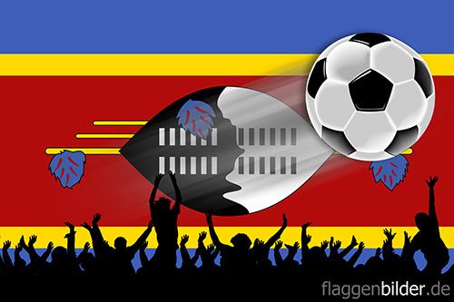 swasiland_fussball-fans.jpg von 123gif.de Download & Grußkartenversand