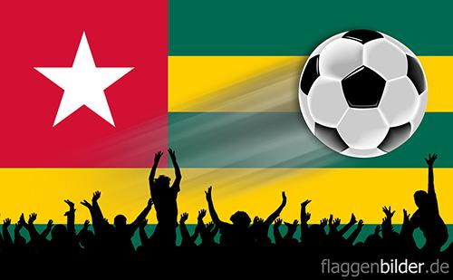 togo_fussball-fans.jpg von 123gif.de Download & Grußkartenversand