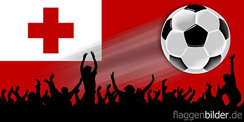 tonga_fussball-fans.jpg von 123gif.de Download & Grußkartenversand