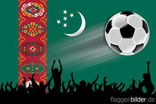 turkmenistan_fussball-fans.jpg von 123gif.de Download & Grußkartenversand