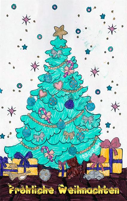 weihnachtsbaeume-0300.jpg von 123gif.de Download & Grußkartenversand