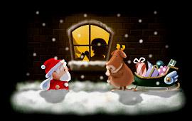 weihnachtsmann-0033.jpg von 123gif.de Download & Grußkartenversand