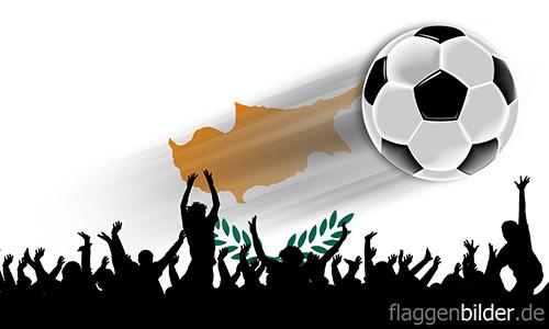 zypern_fussball-fans.jpg von 123gif.de Download & Grußkartenversand